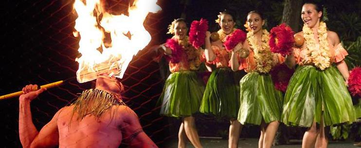 Royal Kona Resort Luau Big Island