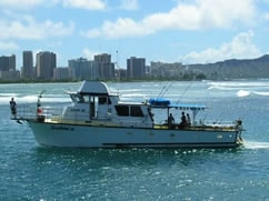 Oahu deep sea fishing charters hawaii discount for Bottom fishing oahu