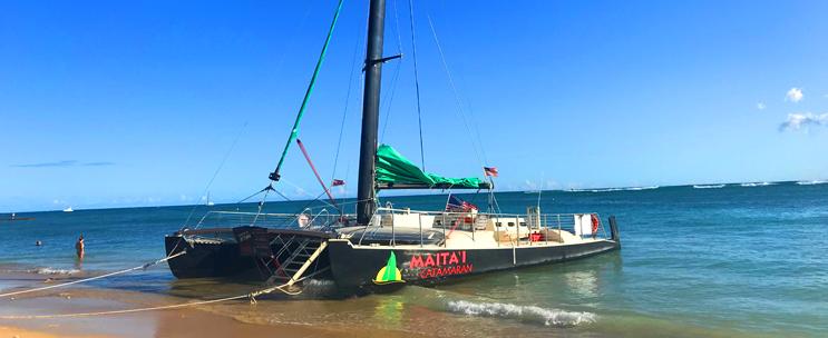 Maitai Catamaran Tradewinds Sail Hawaii Discount - Tradewinds cruise club