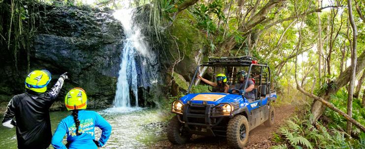 Atv Tours Princeville Kauai