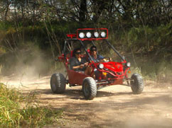 Coral Crater Adventure Park - Off-Road Side-by-Side ATV Adventure