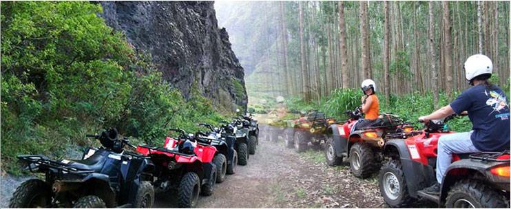 Hawaii ATV Tours - Hawaii Discount