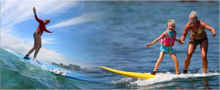 Surfing Big Island Lessons
