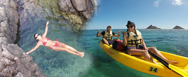 Oahu Kayak Tours and Rentals - Hawaii Discount