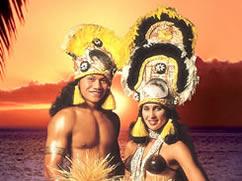 Big Island Waikoloa Marriott Royal Luau