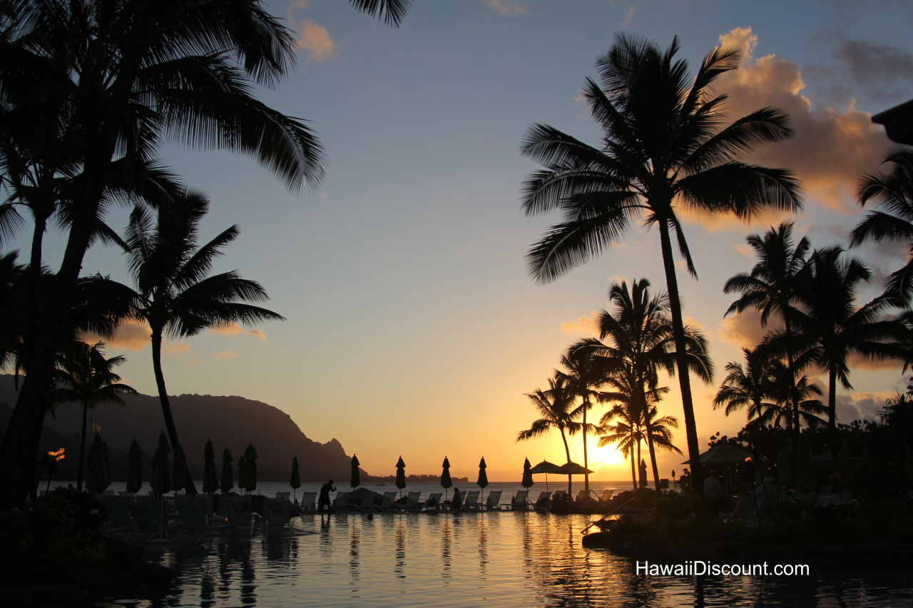 Luxury Hotels in Hawaii St Regis Princeville