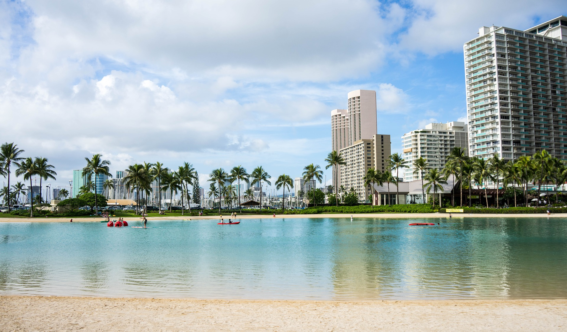 Discount Hotels Waikiki Beach