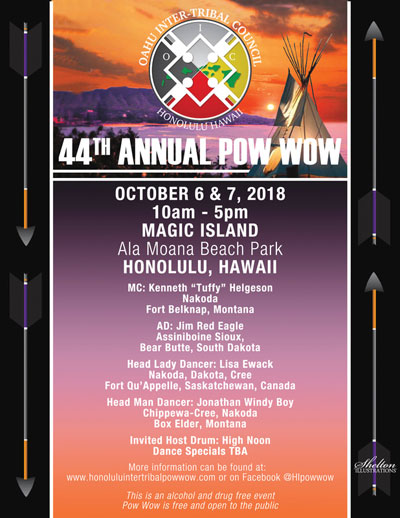 pow-wow - Hawaii Discount Events